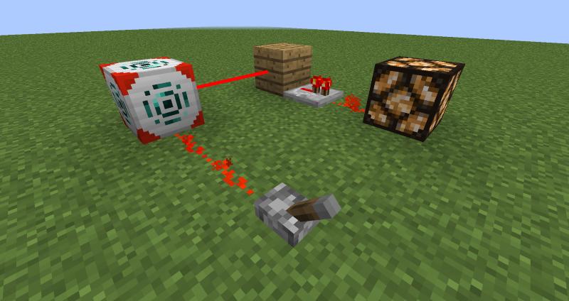 Redstone Interface - Random Things